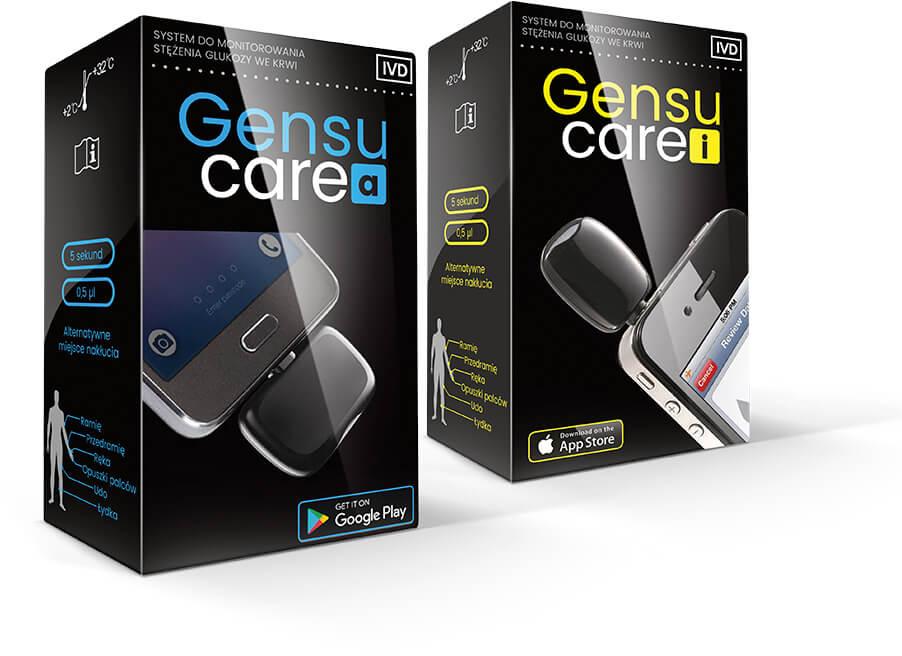 Produkty GensuCare